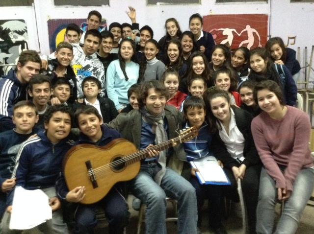 パラグアイ&アルゼンチン公演ツアーが大成功をおさめました