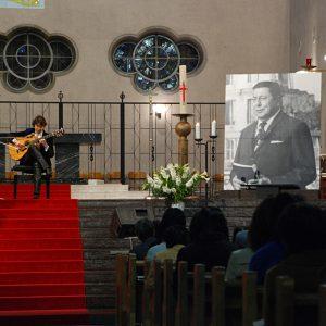 2008.4.7 世界平和記念聖堂(広島)