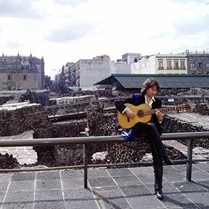 2009.9.22 テンプロ・マヨール(メキシコシティ)
