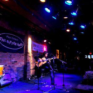 2011.3.24 Bitter End(ニューヨーク)