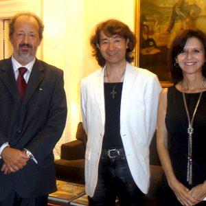 2012.8.29 アルゼンチン共和国総領事館(ニューヨーク)